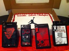 Our Michael Jordan Baby Shower Theme.