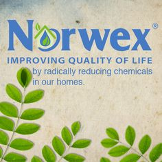 Norwex believes we can make a difference in our homes that can benefit the environment and all living species. We can create a safe haven at home by reducing the use of chemicals, reducing pollution by recycling, reducing the use of plastics and contributing to less litter. Norwex has revised the company mission to better reflect the new emphasis on health and ecology:  improving quality of life by radically reducing chemicals in our homes.
