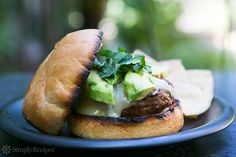 Chipotle Burger on Simply Recipes