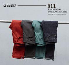 commuter jeans