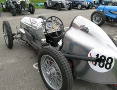 Austin replica side valve racer