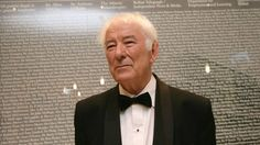 if you have the words, there's always a chance that you'll find the way. • seamus heaney • R.I.P.