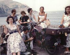 Spain, 1957.