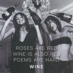bottoms up #wine