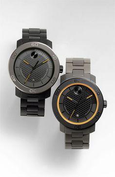 movado 'Bold' Bracelet Watch -nordstrom -$695