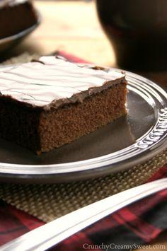 Texas Sheet Cake : http://www.crunchycreamysweet.com/2013/03/10/texas-sheet-cake/#