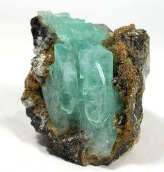 Phosphophyllite from Bolivia