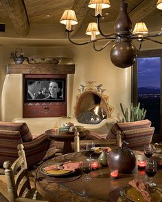 Bess Jones Interiors's Design, Western Living Room