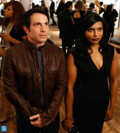 Photos - The Mindy Project - Season 2 - Promotional Episode Photos - Episode 2.05 - Wiener Night - The Mindy Project - Episode 2.05 - Wiener Night - Promotional Photos (2)