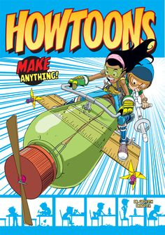 Howtoons Projects