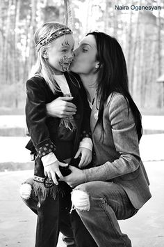 Mother ♥ child