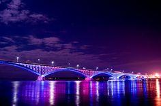 Peace Bridge  Buffalo, NY Courtesy of Northern Star Realty. Flat Fee MLS service for Buffalo & Niagara Region NY http://www.northernstarrealty.com/buffaloflatfeemls.htm