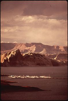 Arizona - Near Page, Lake Powell