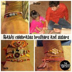 The Educators' Spin On It: Happy Raksha Bandhan!