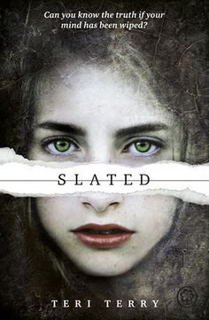 Slated by Teri Terry. Gr 7&Up Kyla is sixteen years old, but she's only been awake for the last nine months.  Before that she was Slated—her mind was wiped clean of everything she'd ever done, everyone she ever knew, every thought she'd ever had. And yet she keeps having nightmares, and pieces of memories have been coming back to her. When her mind was wiped clean, the process didn't go exactly as expected.—Andrea Lipinski, New York Public Library #sljbookhook