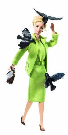 Barbie is for The Birds @Kristin Plucker Skees