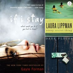 16 books to read this Spring before they are made into movies (2013)