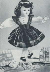 Toni Doll - 1950s