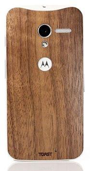 Walnut Toast cover for the Moto X www.toastmade.com #toastmade #motox #wood #lasercut #madeintheUSA #android #ecofriendly #walnut