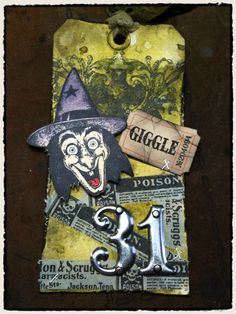 Tim Holtz--September 2010