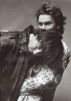 """River Phoenix & Keanu Reeves: Co-stars in """"My Own Private Idaho"""" (1991)"""
