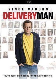 Delivery Man: Vince Vaughn, Cobie Smulders, Chris Pratt, Ken Scott audio book, deliveri man, cobi smulder, cobie smulders
