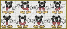 Mickey alpha 3 of 4