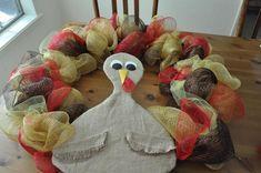 Turkey Wreath