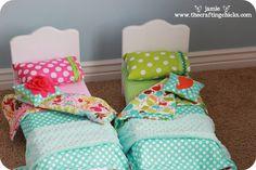 Boneca- roupa de cama