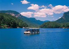 "My ""zen"" place - Lake Blue Ridge in the north Georgia mountains"