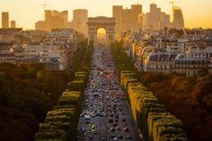 paris (france) - champs élysées