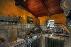 cocina rustica, via Flickr.