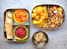 Kids' Lunch ideas (vegan, gluten-free, raw)