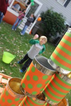 Backyard Carnival Game Ideas