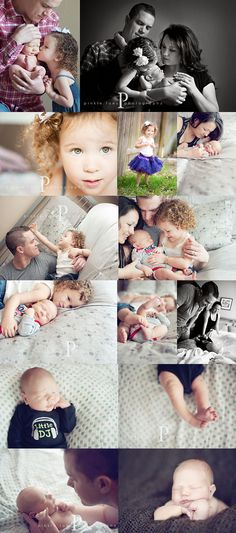 the perfect lifestyle newborn shoot.