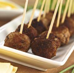 Try these pork meatballs straight from a pork farmer!
