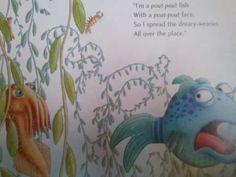 The Pout-Pout Fish Song (Gordon True)