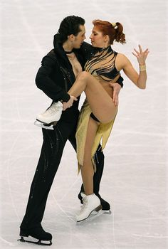 Ice Dancing