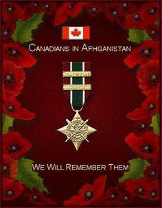 Canada's Fallen in Afghanistan