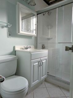 Updating the bathroom shower by Ace Blogger, @involvingcolor
