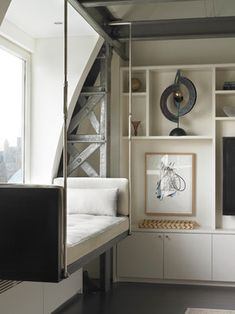 Hanging Bed Design Ideas, Pictures, Remodel, and Decor - page 4