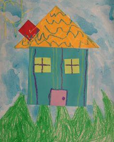 k shape houses