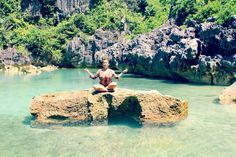 Tangke Lagoon at Isl