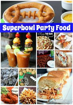 Need some party food