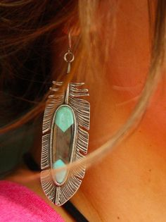 REBEL FEATHER EARRINGS - Junk GYpSy co.