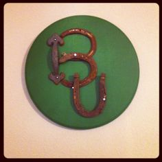 BU in horse shoes! #SicEm #Baylor