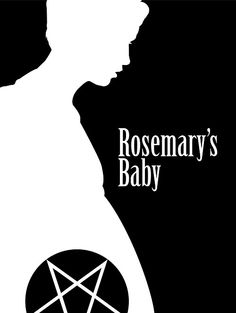 Rosemary's Baby by Jason Schloss #movies #posters #horror