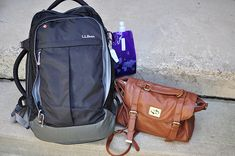 What to Pack to Backpack Through Europe - may be the best list I've seen yet (W)