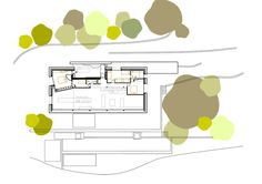 Off Grid Home in Extremadura -- Abaton Architects.  Upper-floor-plan-1-200_full