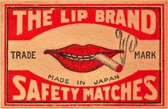 Vintage Packaging: Matchbox Labels - The Dieline - The #1 Package Design Website -